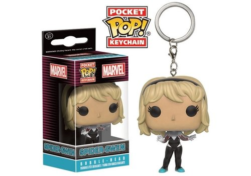 Marvel Pocket POP Sleutelhanger Spider-Gwen 5 cm