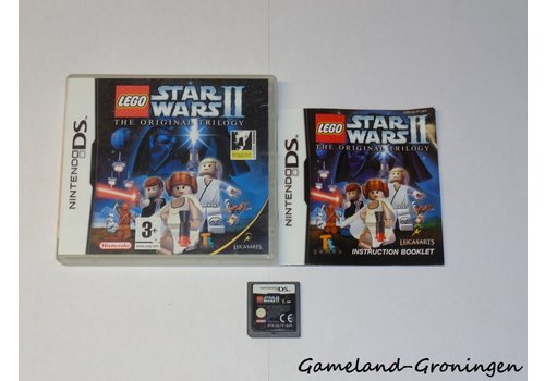 Lego Star Wars II The Original Trilogy (Complete)