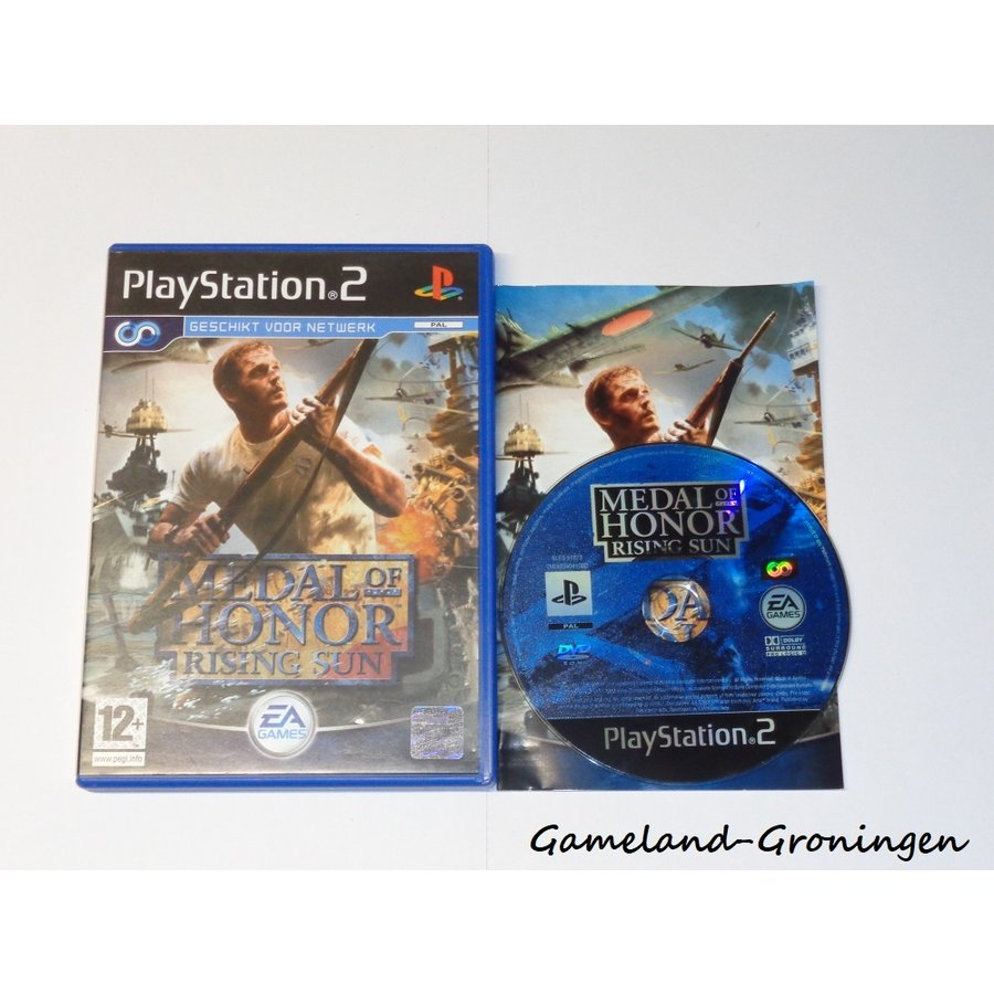 Medal of Honor Rising Sun (Compleet)