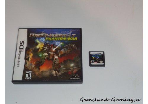 Mechassault Phantom War (Complete, NTSC/USA)