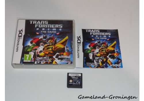 Transformers Prime The Game (Compleet)