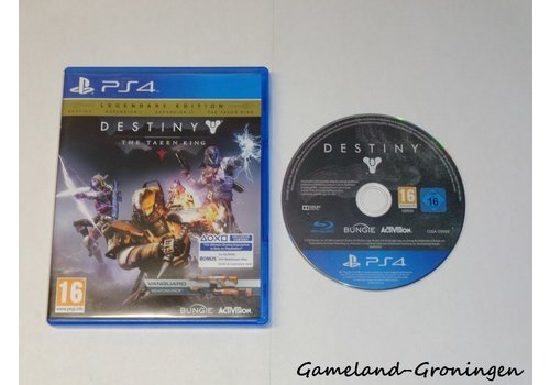 Destiny The Taken King Legendary Edition (Complete)