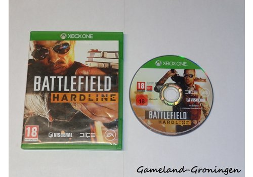Battlefield Hardline (Compleet)