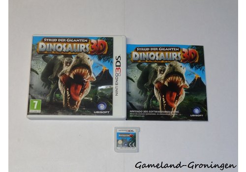 Battle of the Giants Dinosaurs 3D (Complete)