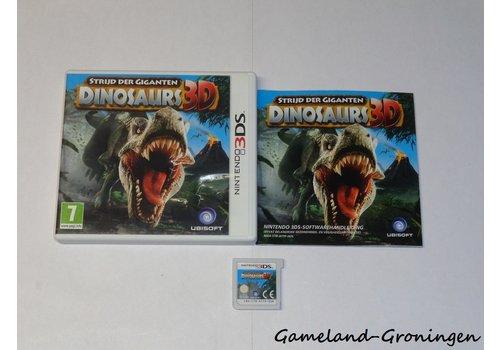 Strijd der Giganten Dinosaurs 3D (Compleet)