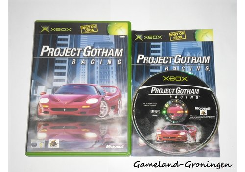 Project Gotham Racing (Compleet)