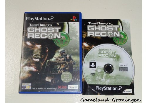 Tom Clancy's Ghost Recon (Compleet)