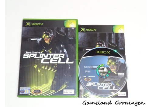 Tom Clancy's Splinter Cell (Compleet)