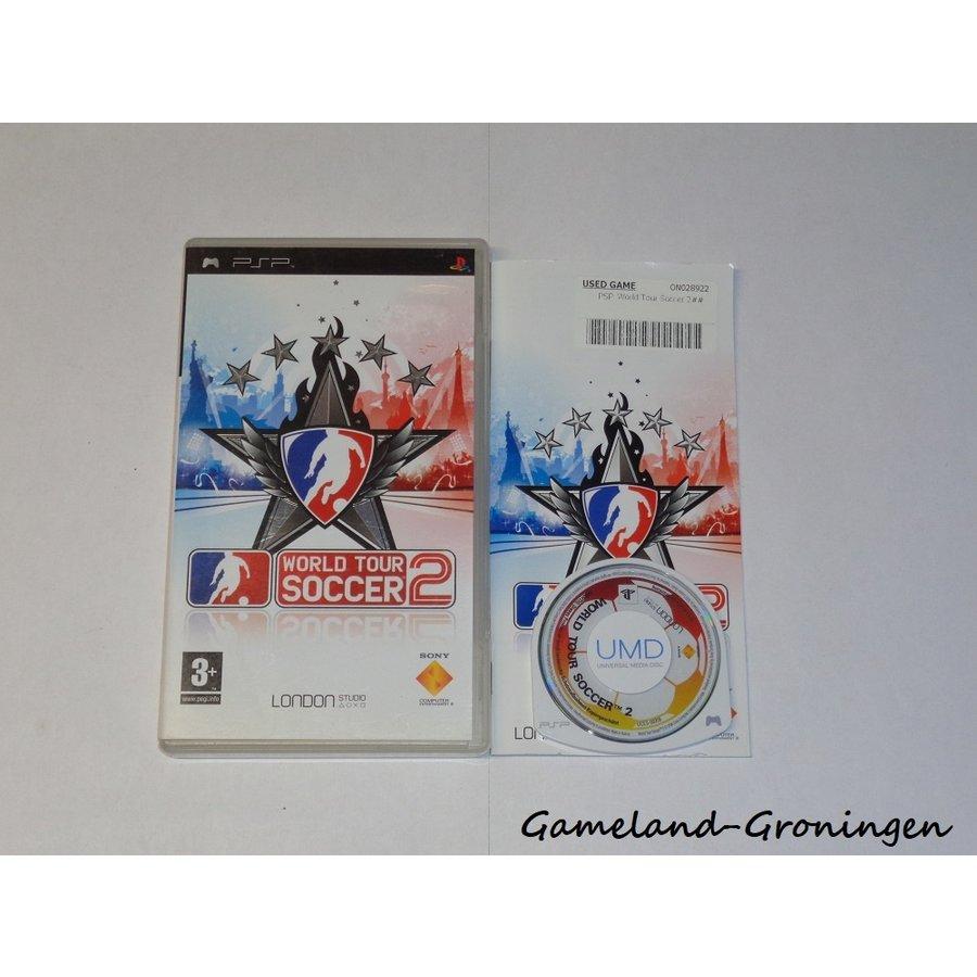 World Tour Soccer 2 (Compleet)