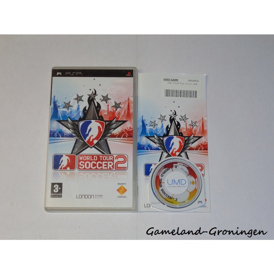 World Tour Soccer 2 (Complete)