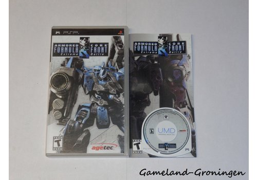 Armored Core Formula Front Extreme Battle (Complete, NTSC / USA)