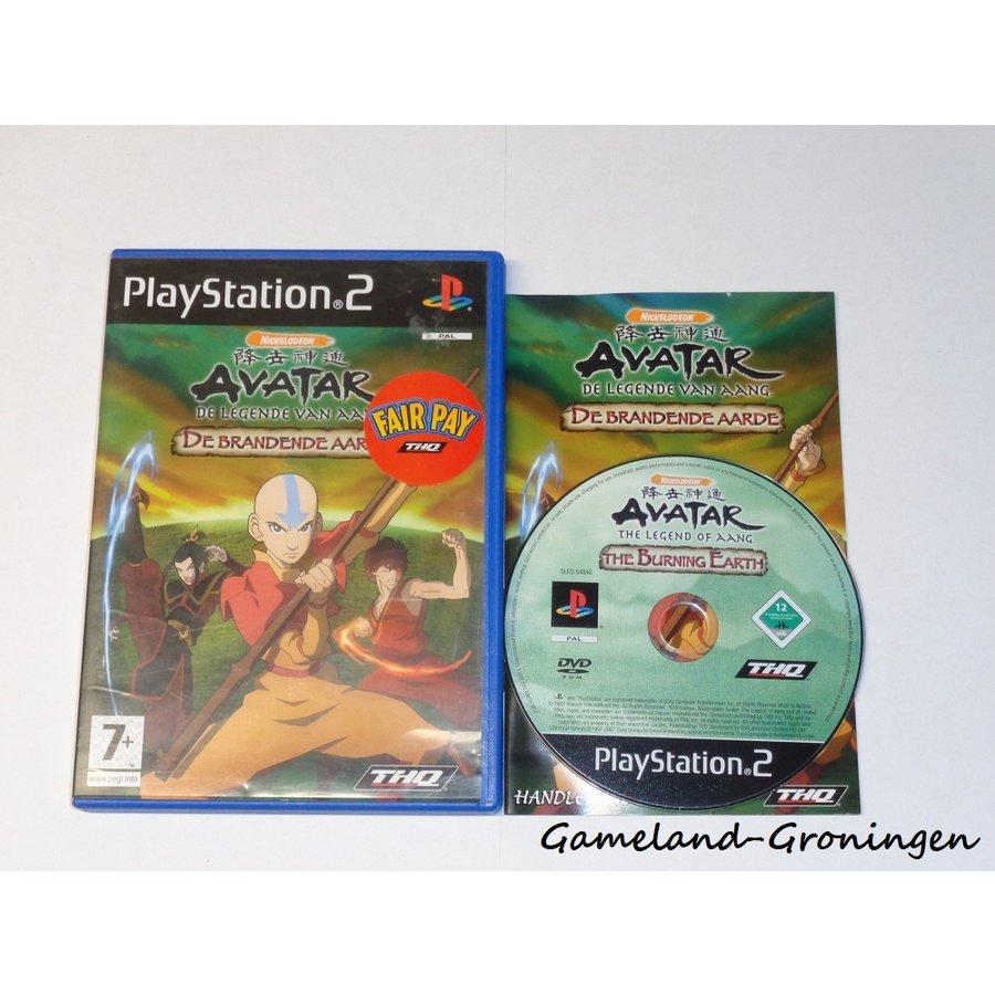 Avatar De Legende van Aang De Brandende Aarde (Compleet)