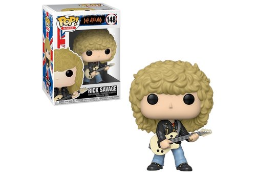 Def Leppard POP! - Rick Savage