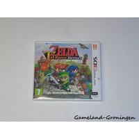 The Legend of Zelda Tri Force Heroes (Nieuw en Geseald)