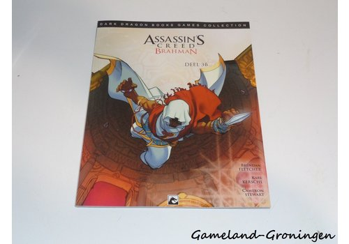 Assassin's Creed Brahman Deel 3B (Comic)