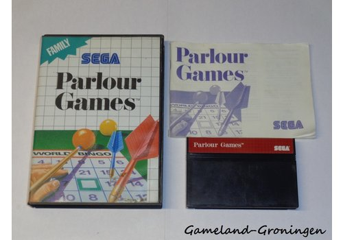 Parlour Games (Compleet)