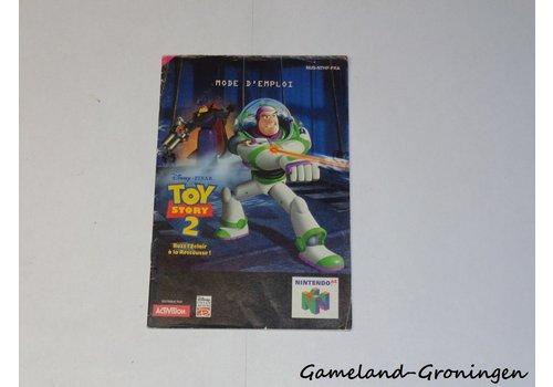 Disney's Toy Story 2 (Handleiding, FRA)