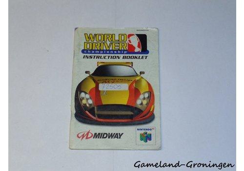 World Driver Championship (Manual, EUU)