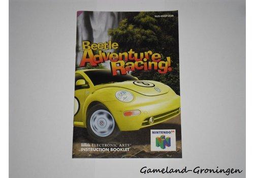 Beetle Adventure Racing! (Manual, EUR)