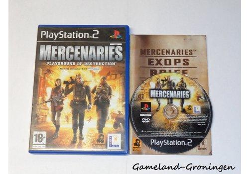 Mercenaries Playground of Destruction (Complete)