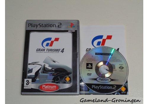 Gran Turismo 4 (Complete, Platinum)