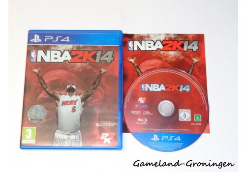 NBA 2K14 (Complete)