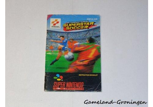 International Superstar Soccer (Manual, EUR)