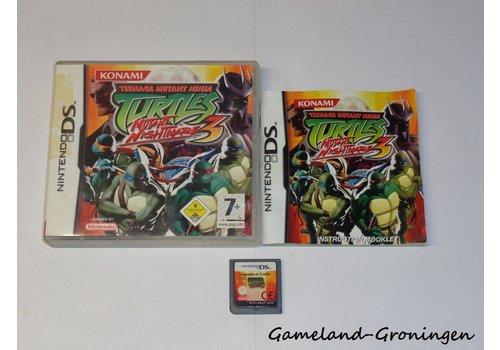 Teenage Mutant Ninja Turtles 3 Mutant Nightmare (Complete)