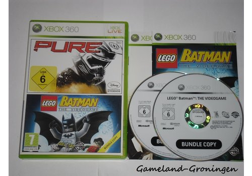 Pure & Lego Batman the Video Game (Compleet)
