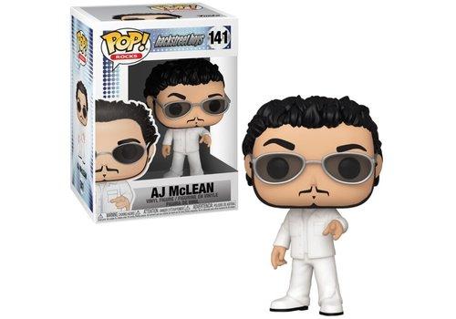 Backstreet Boys POP! Vinyl Figure AJ McLean 9 cm