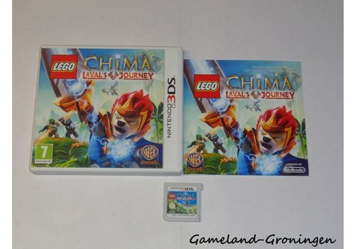Lego Legends of Chima Laval's Journey (Compleet)