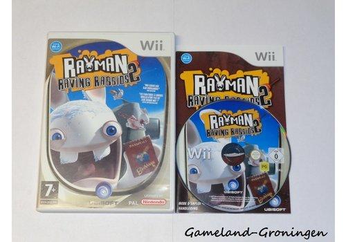 Rayman Raving Rabbids 2 (Complete, FAH)