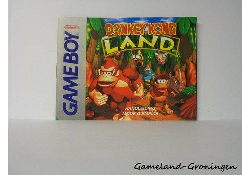 Donkey Kong Land (Manual, FAH)