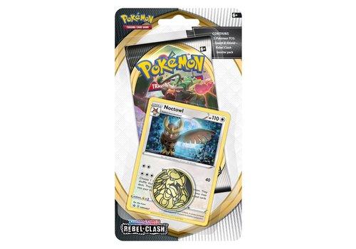 Pokémon TCG - Sword & Shield Rebel Clash Checklane