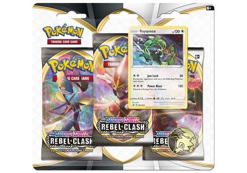 Pokémon TCG - Sword & Shield Rebel Clash Booster Blister
