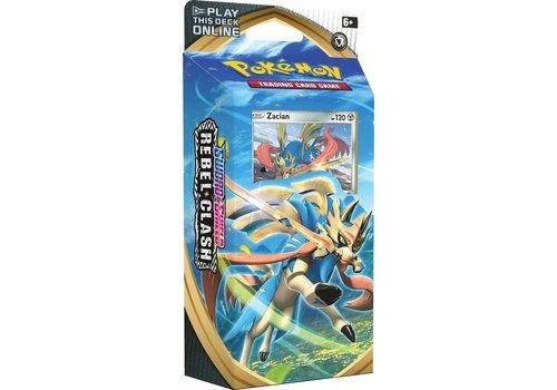 Pokémon TCG - Sword & Shield Rebel Clash Theme Deck Zacian