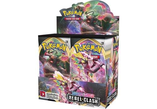 Pokémon TCG - Sword & Shield Rebel Clash Booster Pack