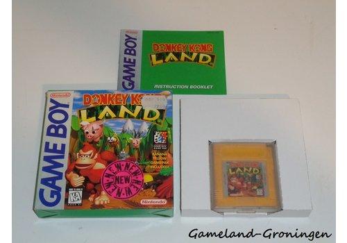 Donkey Kong Land (Complete, USA)