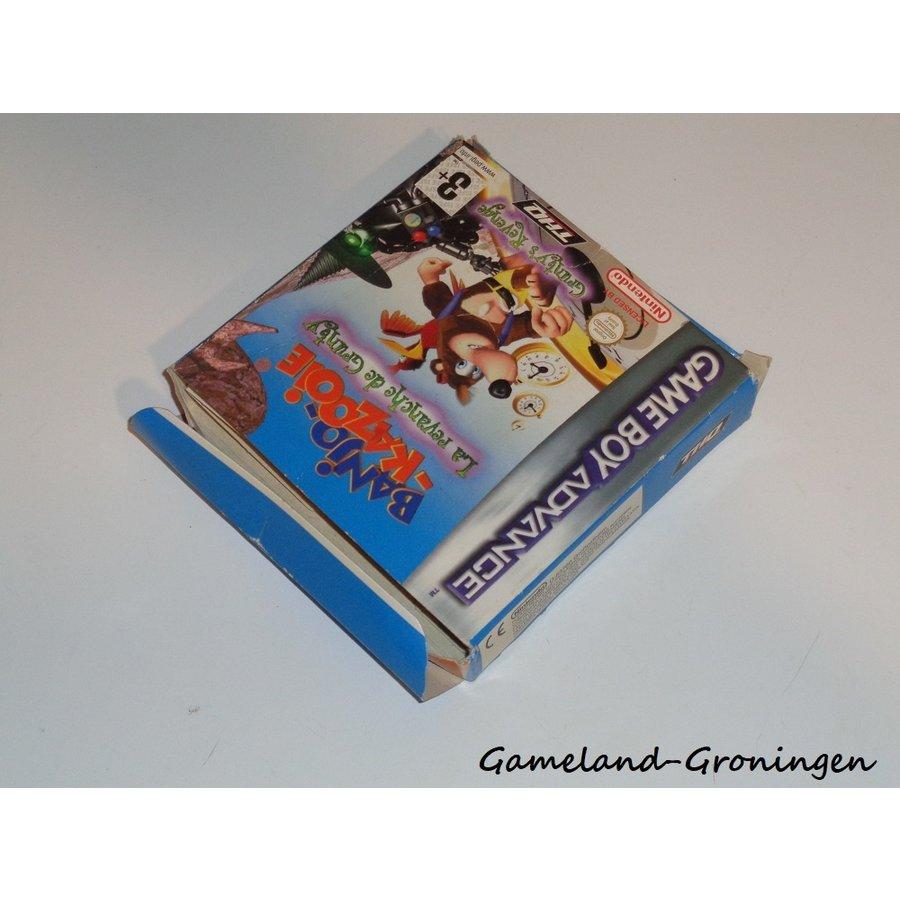 Banjo Kazooie Grunty's Revenge (Boxed, FAH)