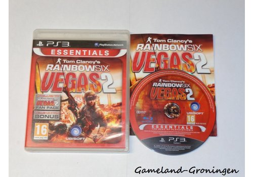 Tom Clancy's Rainbow Six Vegas 2 (Compleet, Essentials)