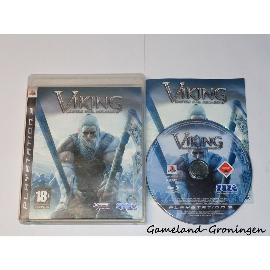 Viking Battle for Asgard (Compleet)