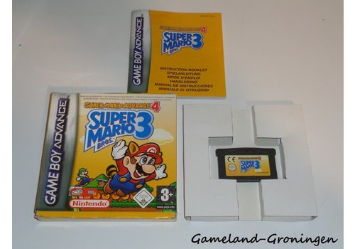 Super Mario Advance 4 - Super Mario Bros 3 (Compleet, NEU6)