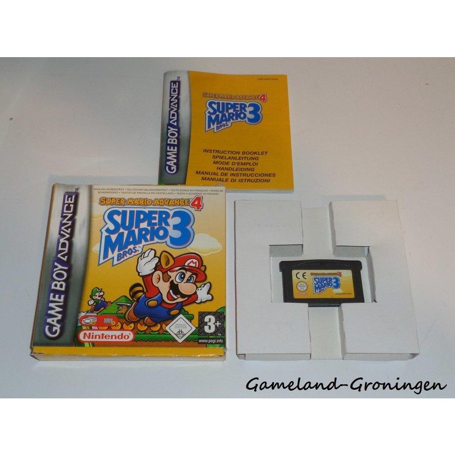 Super Mario Advance 4 - Super Mario Bros 3 (Complete, NEU6)