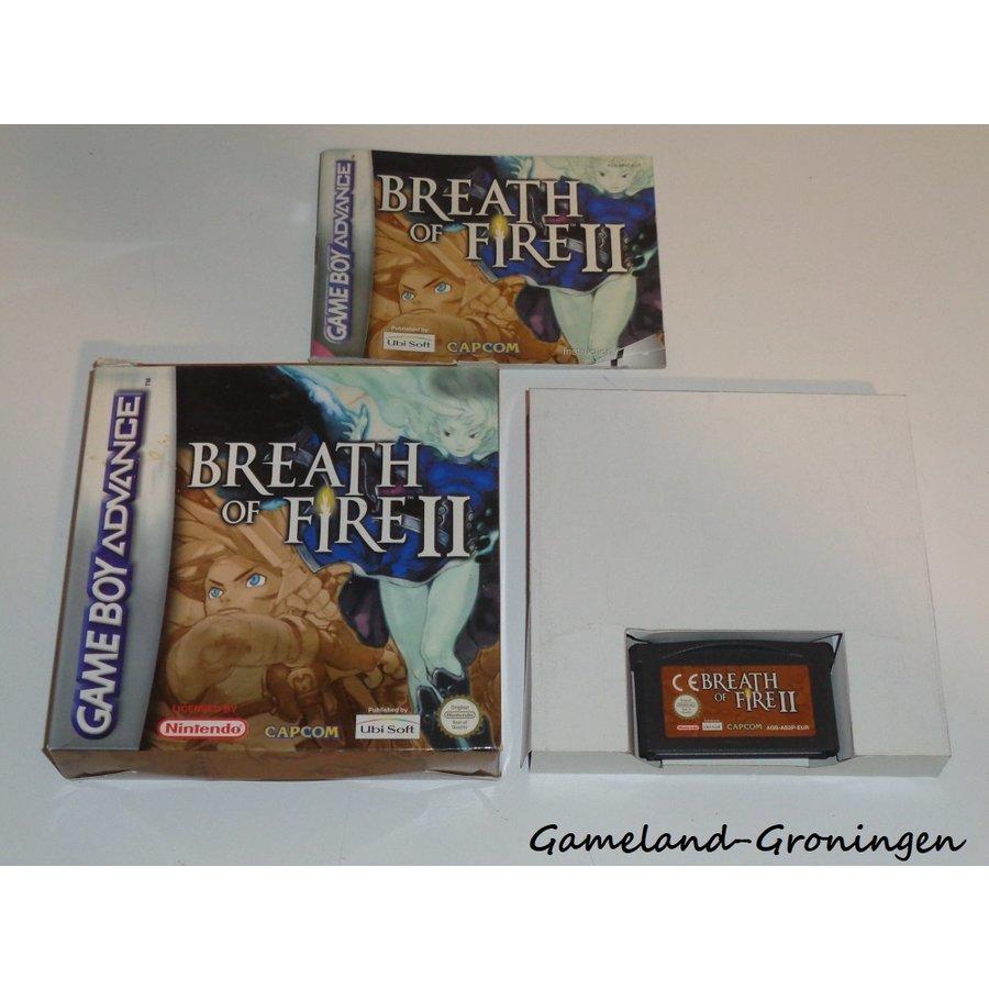 Breath of Fire II (Compleet, EUR)