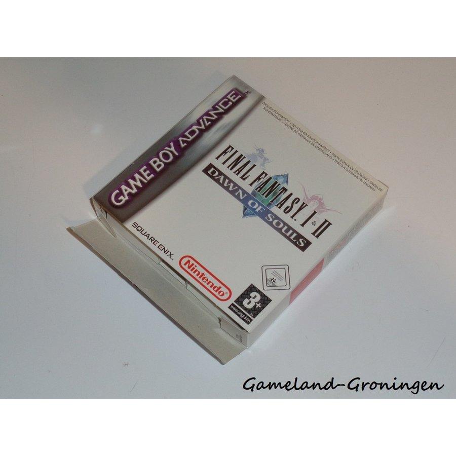 Final Fantasy I & II Dawn of Souls (Boxed, NEU6)
