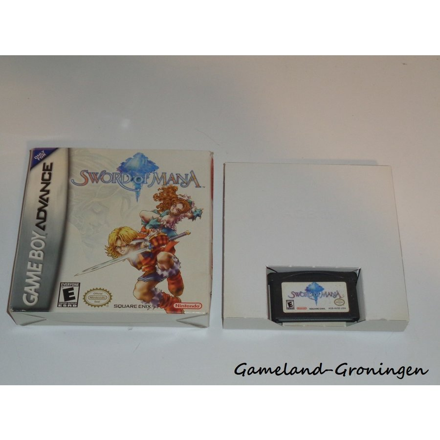 Sword of Mana (Boxed, USA)
