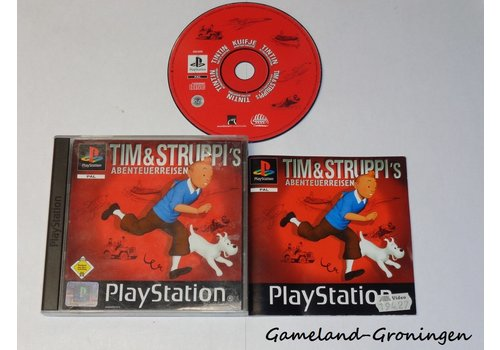 Tim & Struppi's Abenteuerreisen (TinTin) (Complete)
