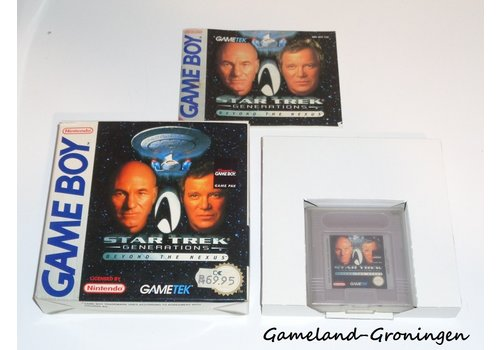 Star Trek Generations Beyond the Nexus (Compleet, EUR)