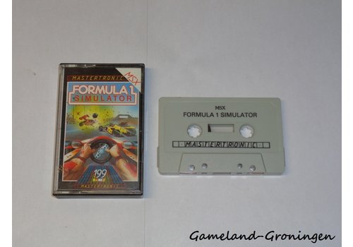 Formula 1 Simulator (Compleet)
