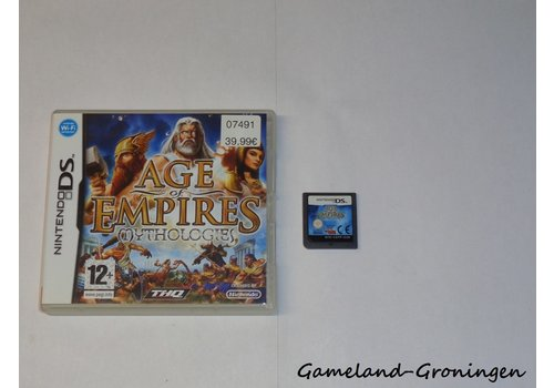 Age of Empires Mythologies (Boxed, FAH)